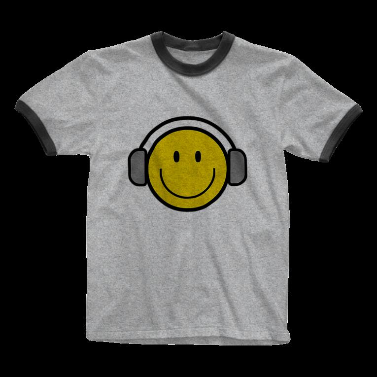 リンガーTシャツ 3,500円(税抜)