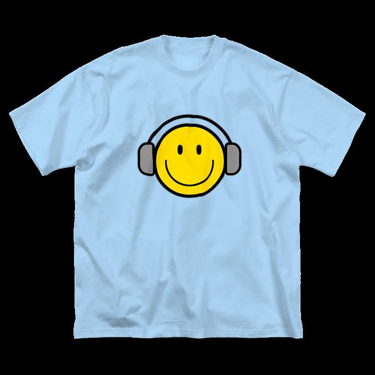 ビッグシルエットTシャツ 4,800円(税抜)