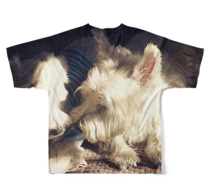 世界でたった一枚のTシャツ